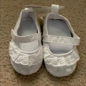 🌈4/$25🌈 Baby Girl Soft Sole Summer Shoes